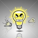 stock-illustration-23338963-evil-idea-symbol